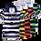 Thumbnail: Polo Shirt respirant à manches courtes hommes mode affaires décontracté