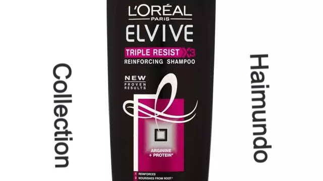 Elvive Triple Résistance 400 ml