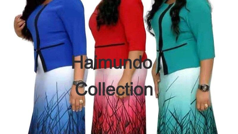 Mode robes africaines pour femmes Bazin Riche imprimé africain moulante élégante