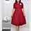 Thumbnail: Robe plissée été 2020/ Femmes décontractée/ Robe à manches courtes
