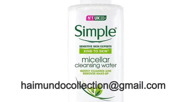 Eau micellaire démaquillante Simple Kind to Skin - 200 ml