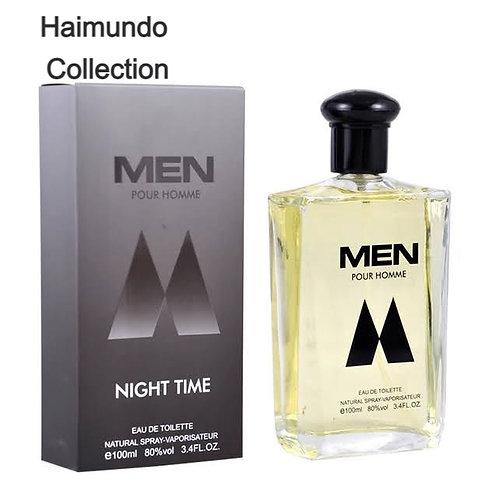 Eau de parfum Night time