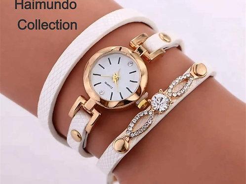 Ensemble de montres femmes / Horloges, Bracelet