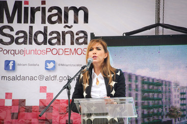 MIRIAM SALDAÑA