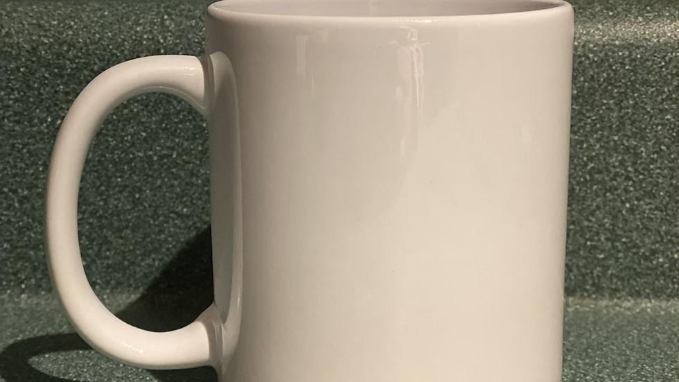 Sublimation Mug 11oz White