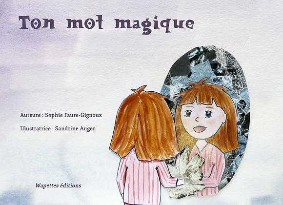 Livre Ton mot magique