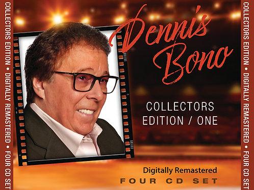 Dennis Bono Four CD Set