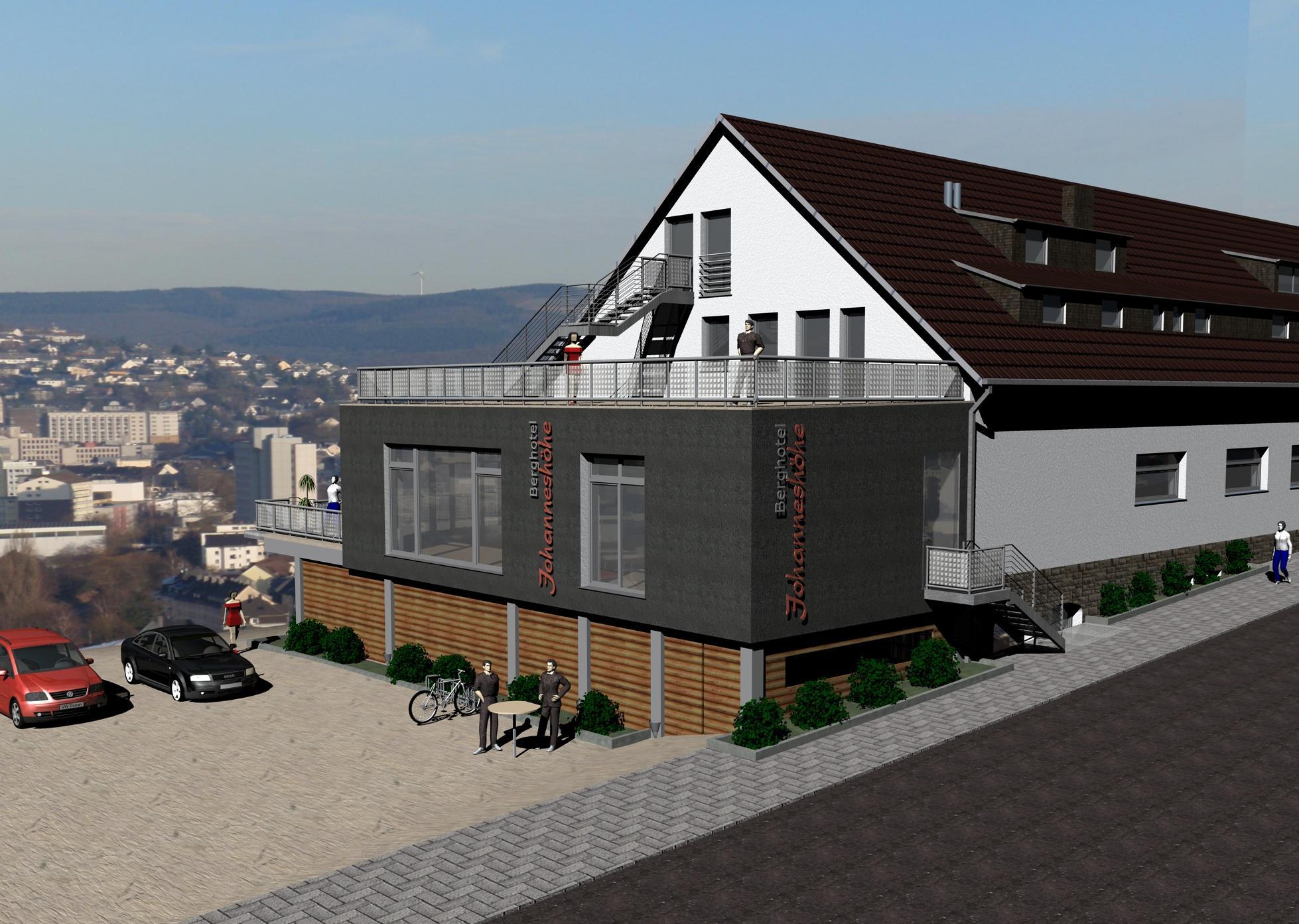 Hotelumbau in Siegen