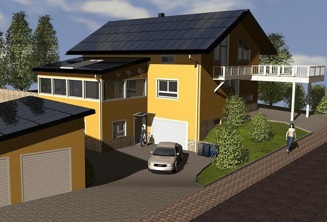 Niedrigenergiehaus in Haiger