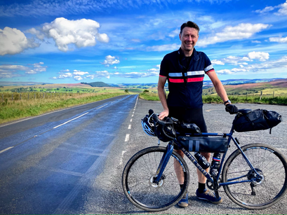 Day 3 - Alwinton to Alston - head for the hills