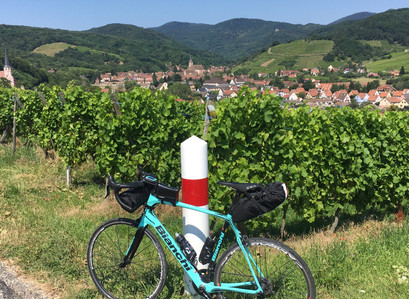 Day 6 Colmar to Saverne - A Policy of Truth
