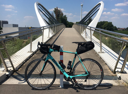 Day 13 - Brussels to Roubaix - Nothing to Fear