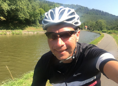 Day 7 - Saverne to Langatte -New Life