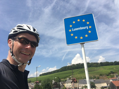 Day 9 Saarbrücken to Luxembourg City - Everything Counts in Large Amounts