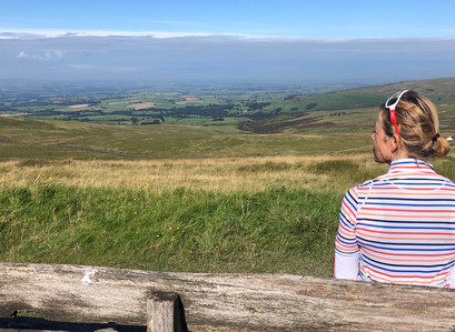 Day 4 - Alston to Sedbergh and a costly mistake