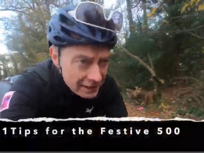 11 Tips to complete the Rapha Festive 500