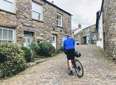 Day 5 - Sedbergh to Settle - that was no rest day