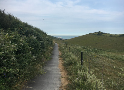 Day 14 Part 2 - Dover to Ashford - Master and (not) Servant *