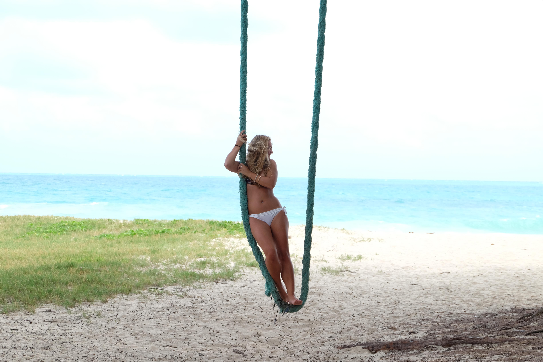 Gigant Swing, Waimanalo Beach