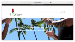 Hawaii Interpreting Services Website