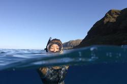 Underwater Moment, Westside