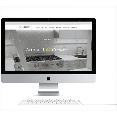 sito web novarte