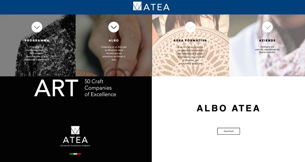 ATEA SITO WEB
