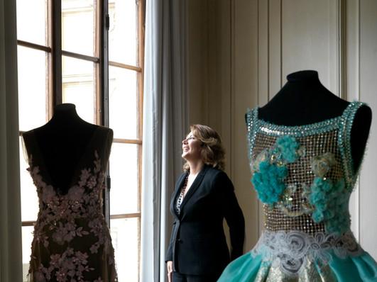Abiti Isabella Caposano haute couture