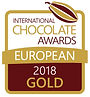 international chocolate awards european 2018 GOLD bean to bar