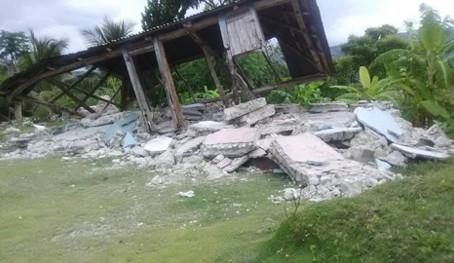 HAITI CHALLENGES