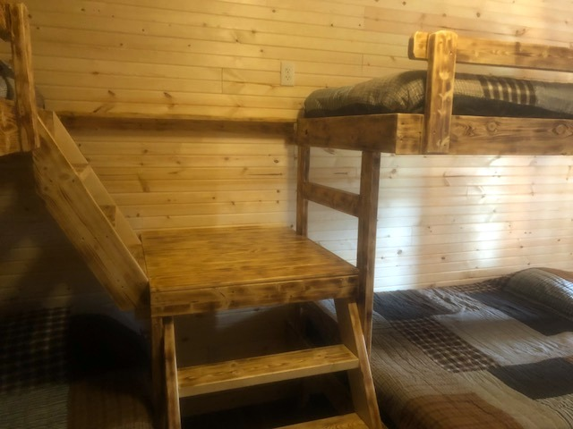 Wolf Cabin Bunk Room Bunk Beds