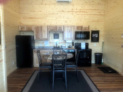 Wolf Cabin Kitchen