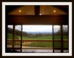 Main Room Window View