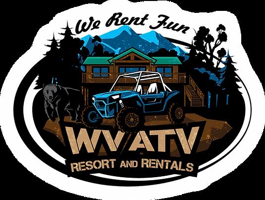 WV ATV Rentals Logo