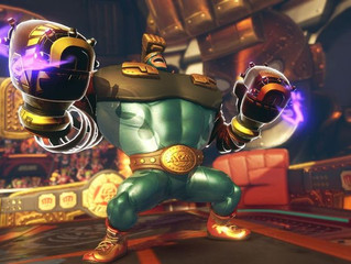 First DLC Character for Arms Gets Release Date