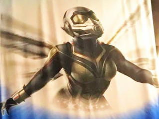 First Look: The Wasp