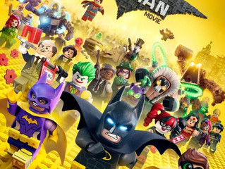 Quick Review: The LEGO Batman Movie