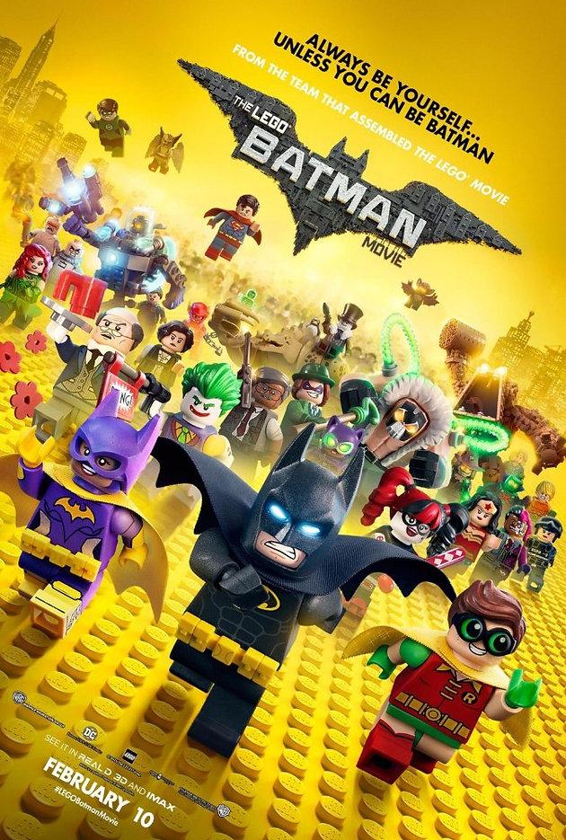Quick Review: The LEGO Batman Movie | Anime Pasadena