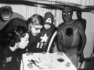 Joan Lee, Wife of Stan Lee, Dead at 93