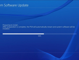 PlayStation 4's Newest Software Update Revealed