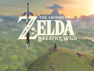 Legend of Zelda: Breath of the Wild Officially Nintendo Switch Launch Title