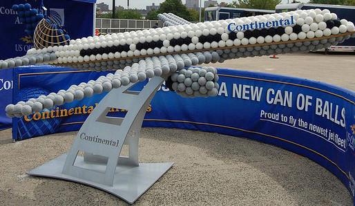 Continental 777 / U.S. Open 2009