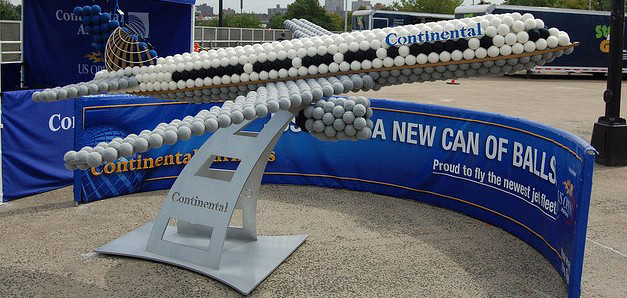 Continental Airlines 777 US Open Tennis Tournament