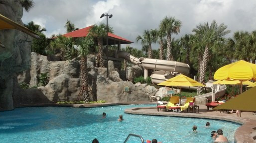 Grand Cypress Pool Expansion