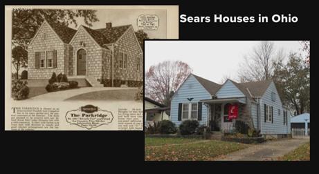 Sears catalog houses