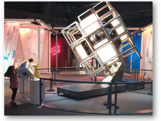 Creating An 11-Foot-Tall Rubik's Cube Travelling Exhibit
