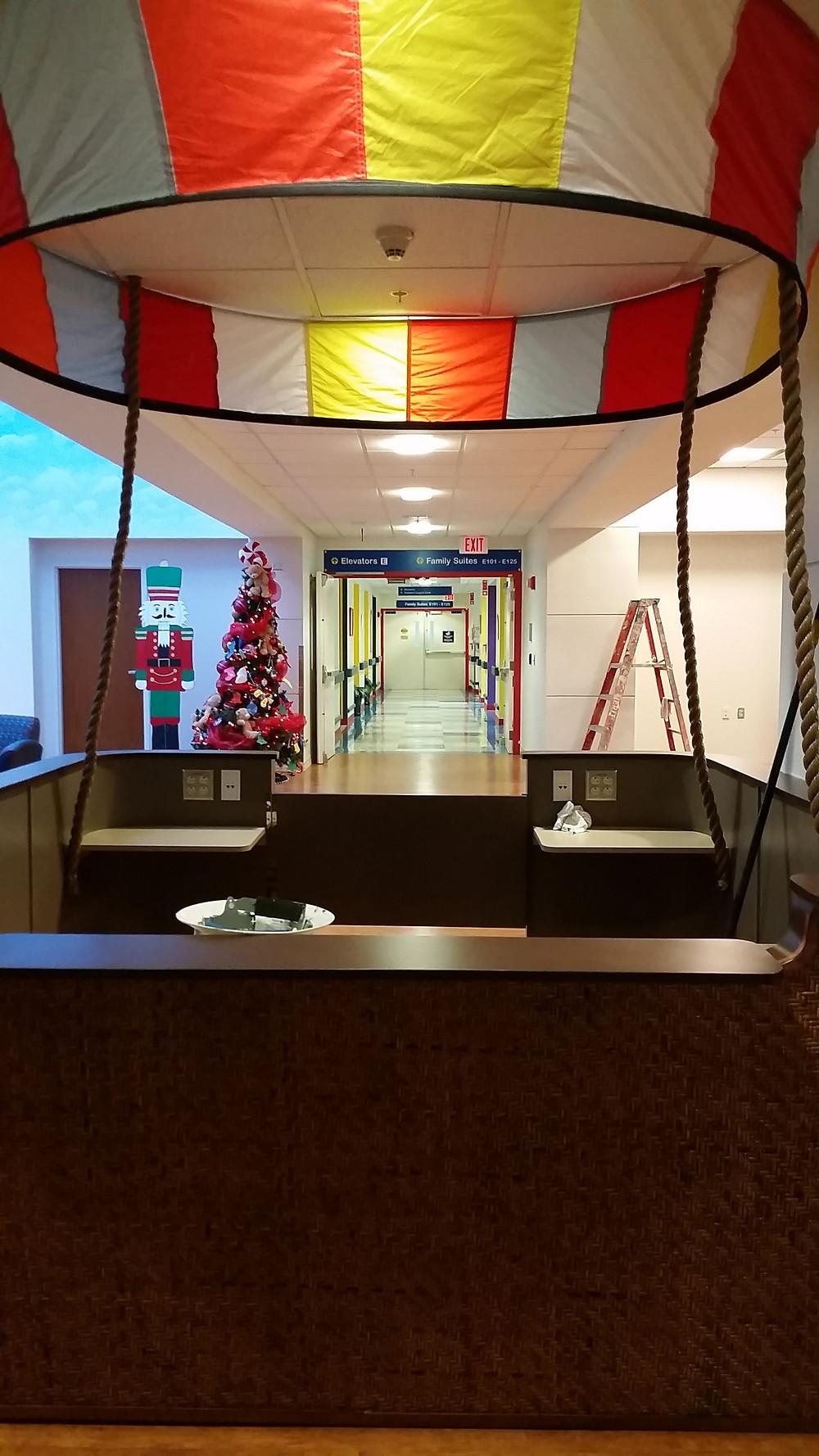 St. Joseph's Children's Hospital Tampa lobby