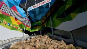Entech Innovative Creates Unique Florida Hospital Branded Elements at Daytona International Speedway