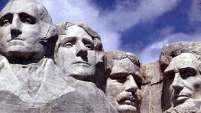 Mt Rushmore & Building to Impress