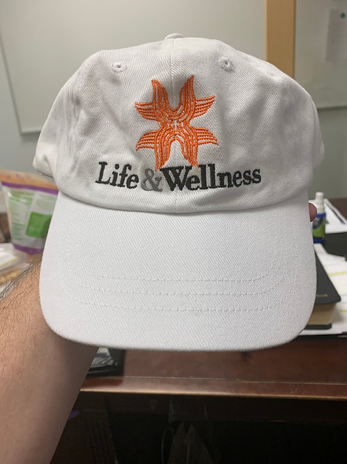 Life & Wellness Baseball Cap